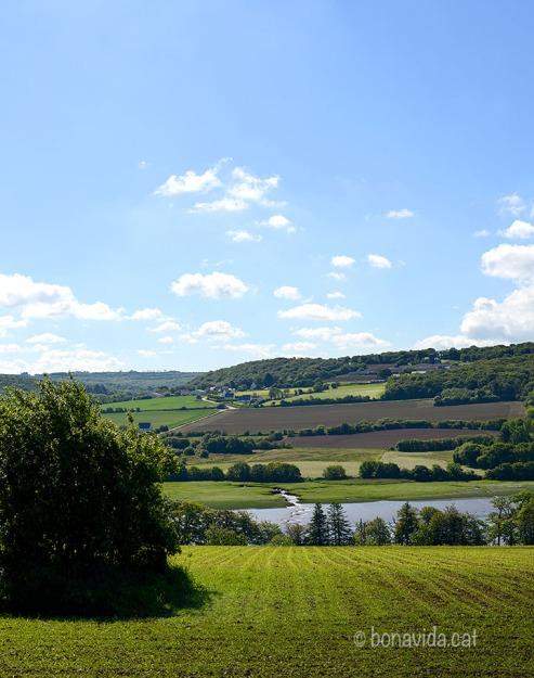I nosaltres ens allotgem al petit poble del costat, anomenat La Forest-Landerneau