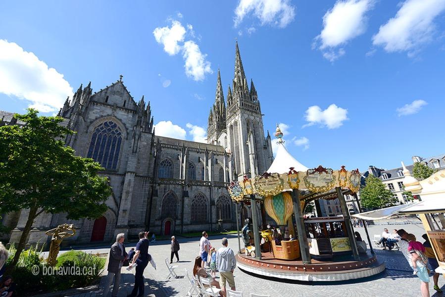 La gran Cathédrale St-Corentin
