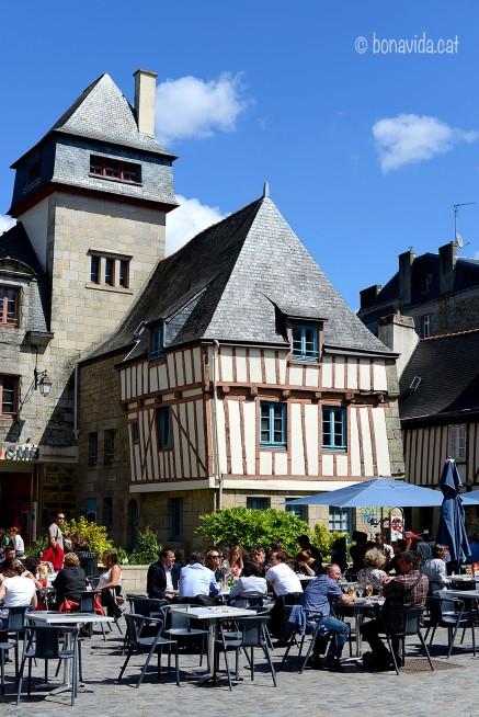 Típiques cases medievals