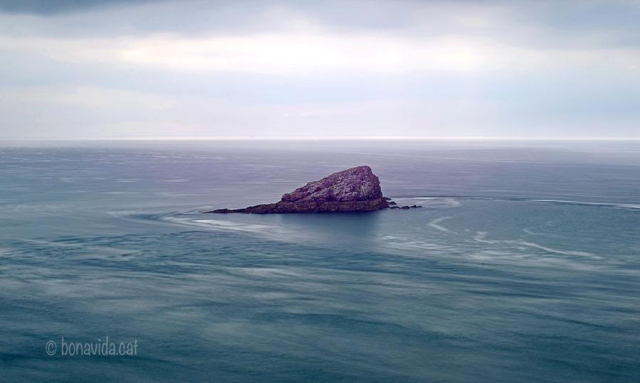 Un illot solitari a Cap Fréhel