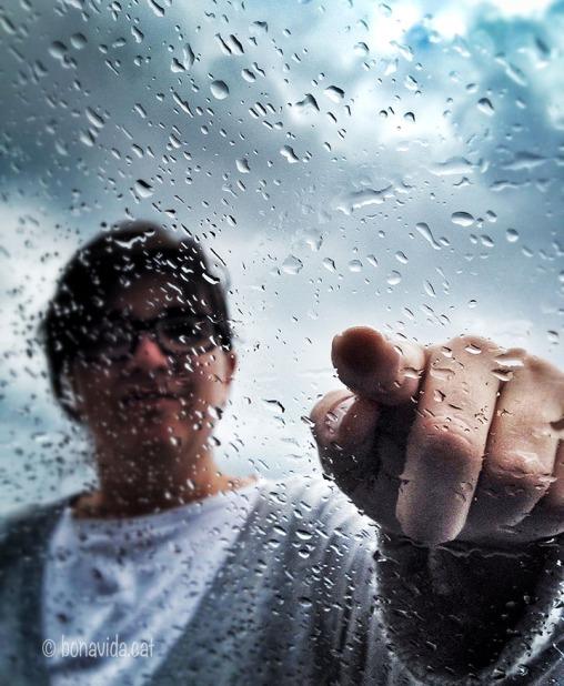 Ep! Que comença a ploure!