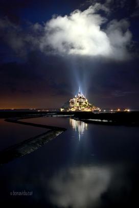 bretanya mont santmichel nit