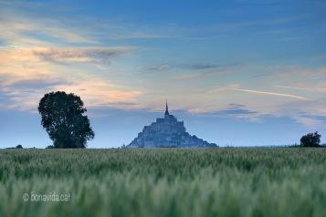 Mont Saint Michel, Bretanya