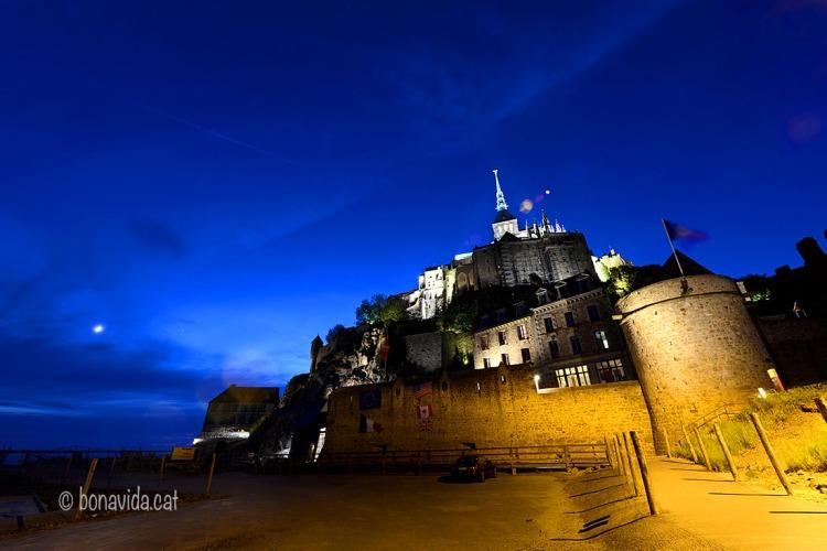 A les portes del Mont Saint Michel