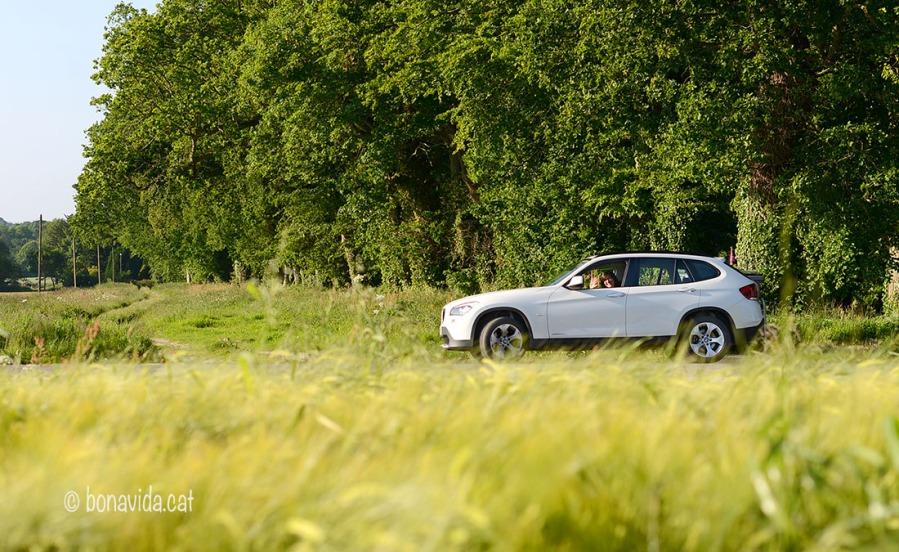 Tot un plaer conduir i descobrir una part de la Bretanya i Normandia
