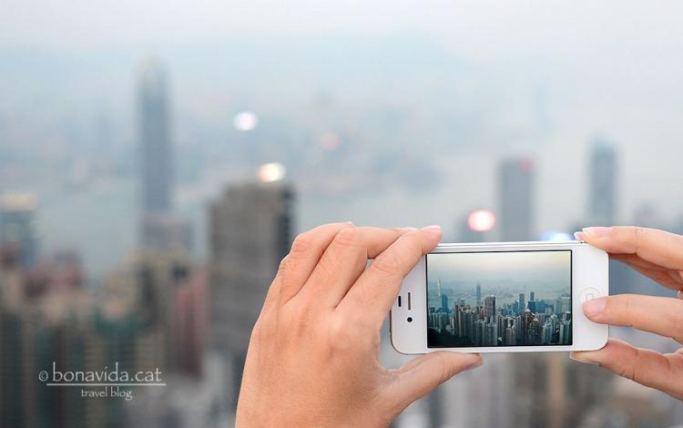 hongkong peak mobile