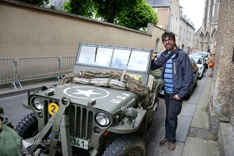 Els jeeps d'estètica militar són per tot arreu