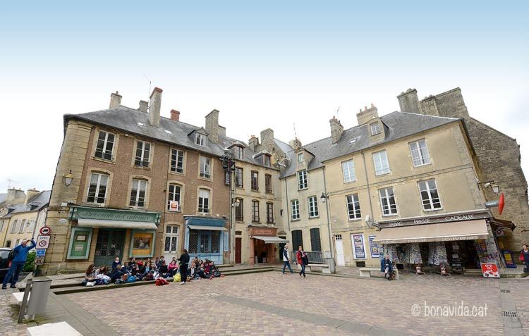 Centre històric de Bayeux