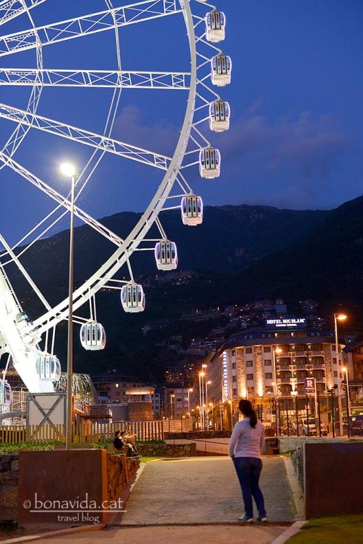Nòria d'Andorra la Vella
