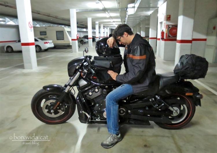 La moto no engega!!!