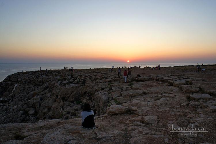 Lloc de culte per veure una de les postes de sol més maques del món!