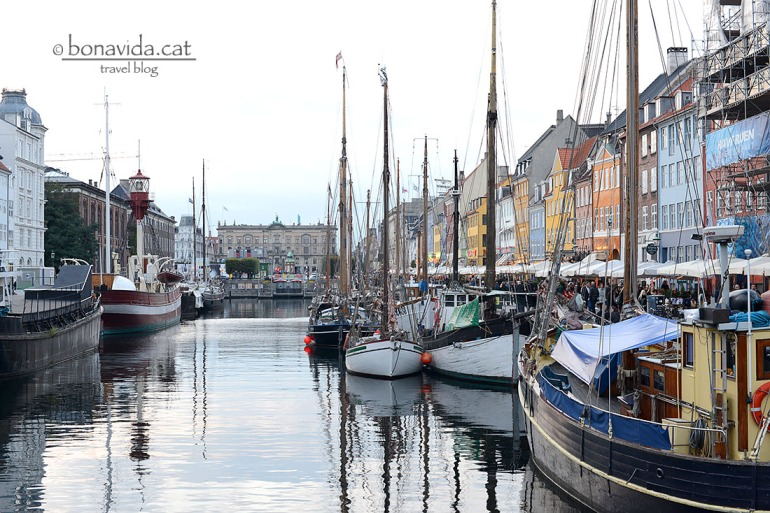 Nyhavn, un dels llocs amb més ambient
