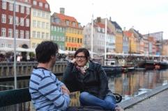 Descansant a Copenhagen