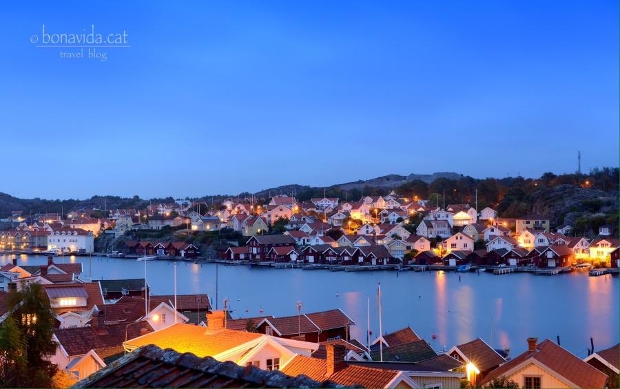L'encantador poblet de Fiskebäckskil