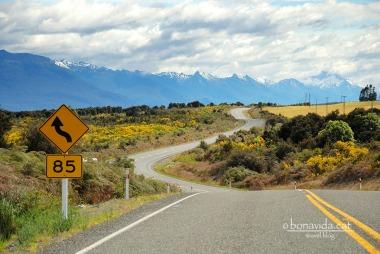 Fantàstiques carreteres per recórrer tot el país