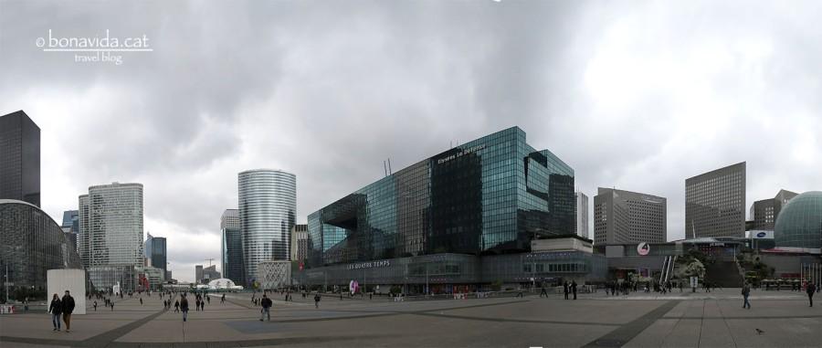 Panoràmica de La Défense