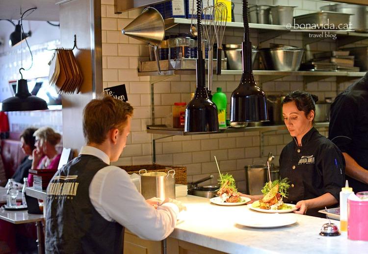 Restaurant suec.