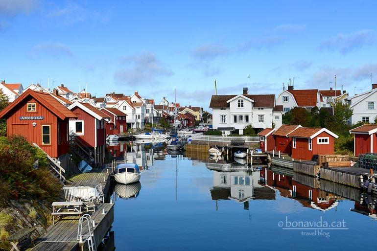 El preciós poble de Grundsund
