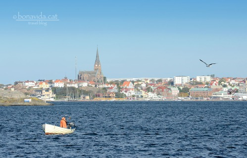 Pescador davant de Lysekil