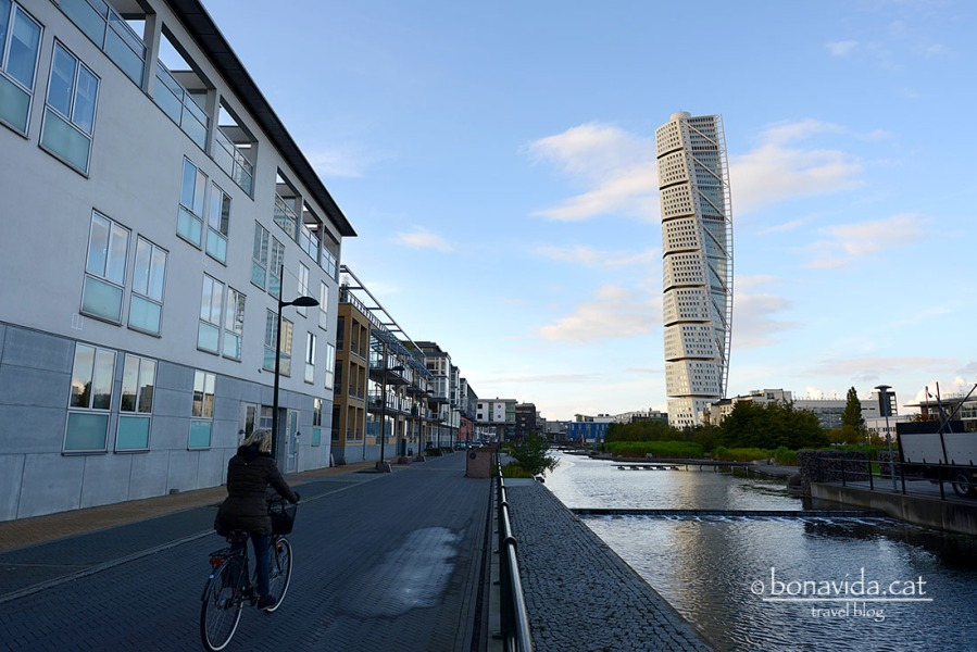 L'espectacular Turnin Torso