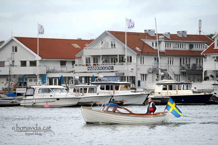 Navegant a Marstrand