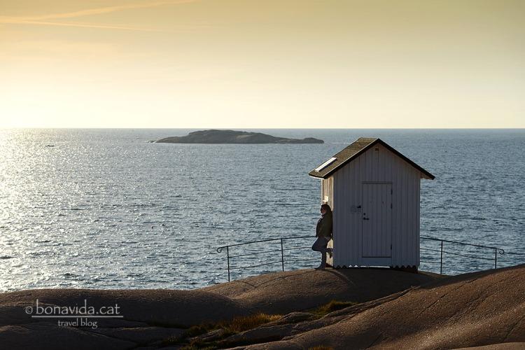 ...i contemplant el mar!