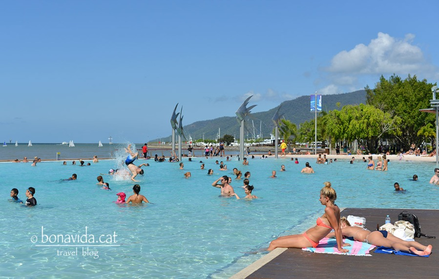 The Lagoon, la gran piscina de Cairns