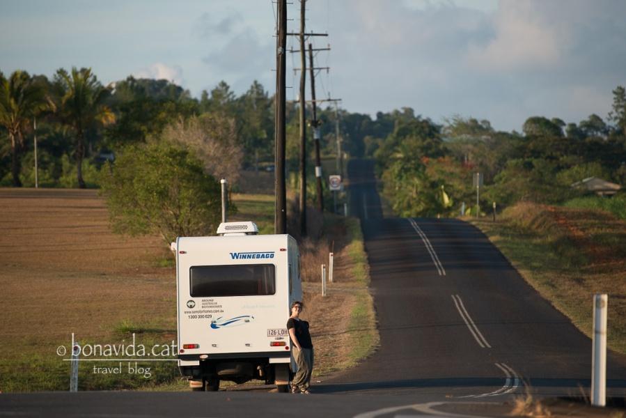 australia caravana cris carretera
