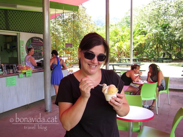 Un simple gelat es converteix en tot un tresor!