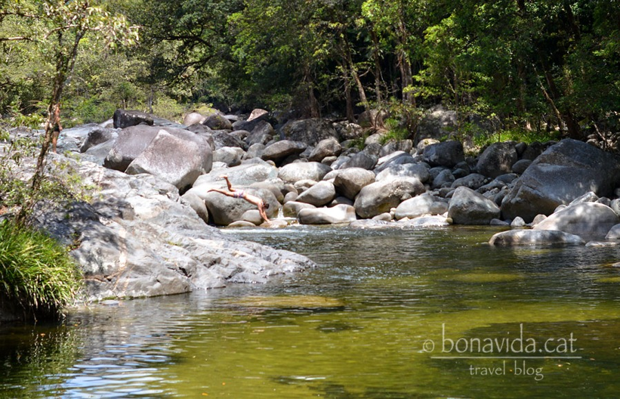 australia mossman river salto