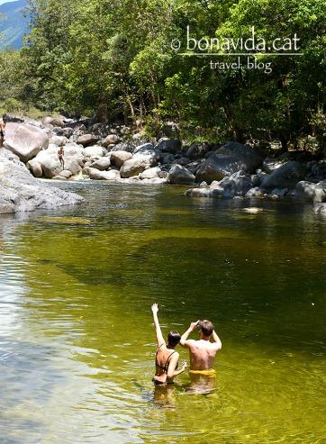australia mossman river