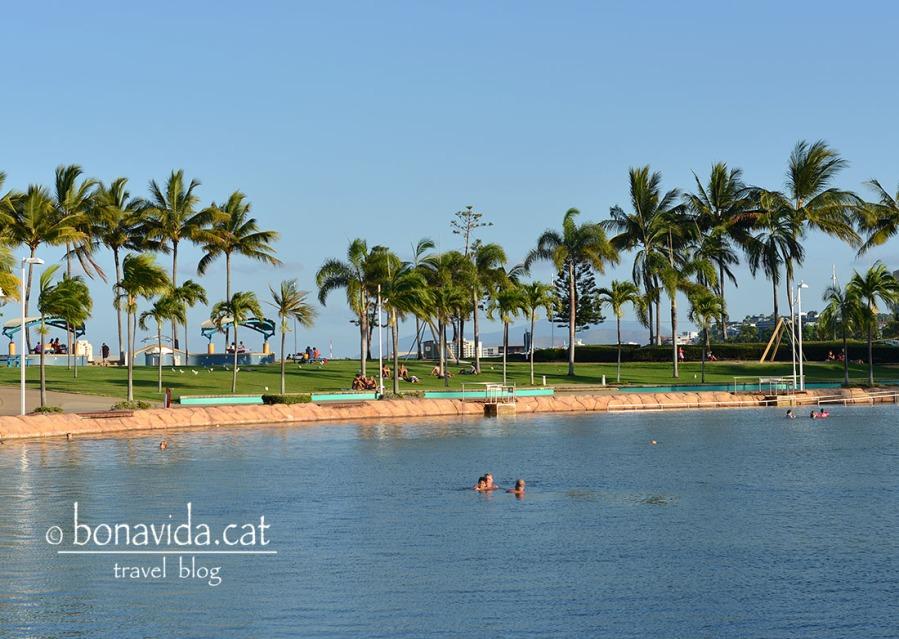 The Rock és la millor zona de bany pels habitants de Townsville