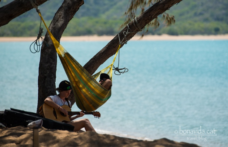 Relax total a Magnetic Island