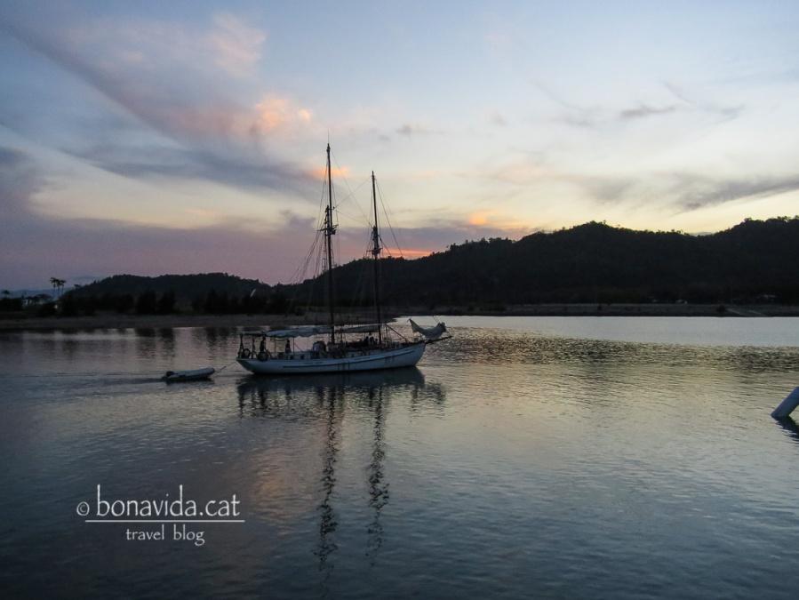 Hora de marxar de Magnetic Island i tornar a Townsville
