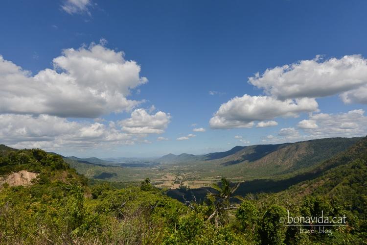 Vistes des del cim del Parc Nacional Eugenella