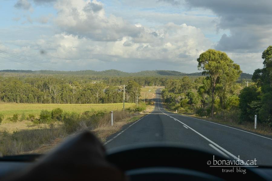 Llargues carreteres