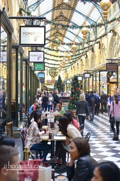 Galeries comercials amb aire europeu