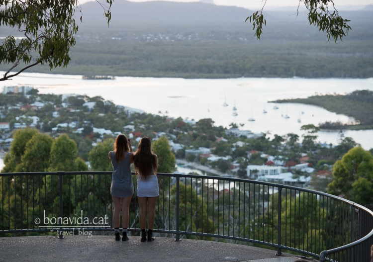 Quines vistes!!! Parlem del paisatge, eh?