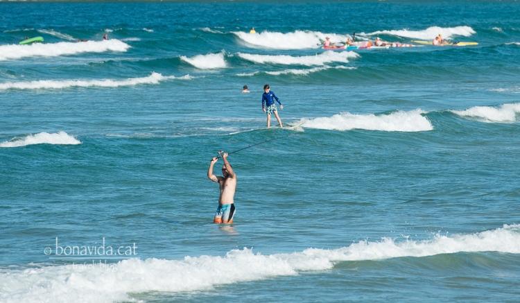 Nedar, pescar, surfejar...