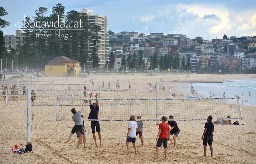 Platja de Manly Beach