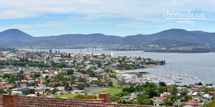La ciutat de Hobart