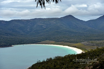Vistes de Wineglass Bay
