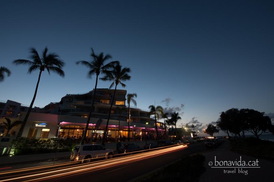 Zona de restaurants al moll