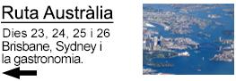 indicacions ruta australia 08 E