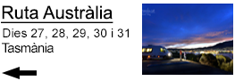indicacions ruta australia 10 E