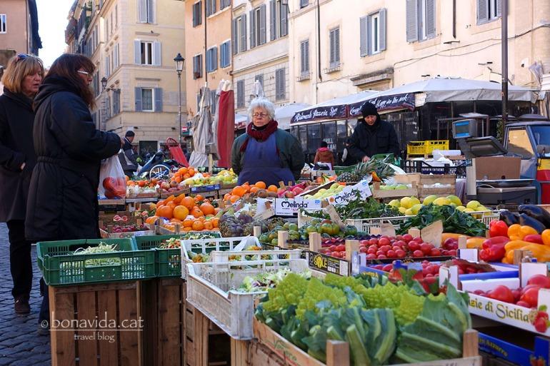 Mercato di Campo de' Fiori
