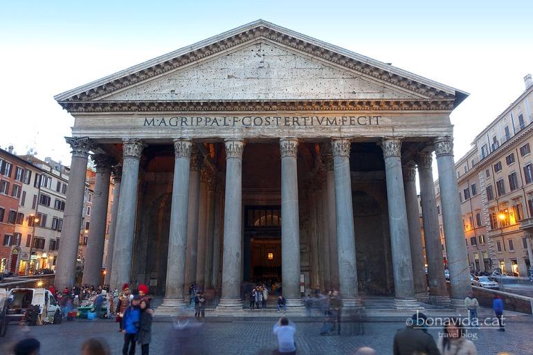 Un dels nostres llocs preferits: el Pantheon