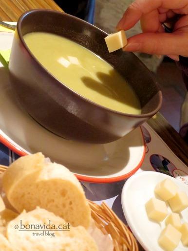 Tastant la gastronomia