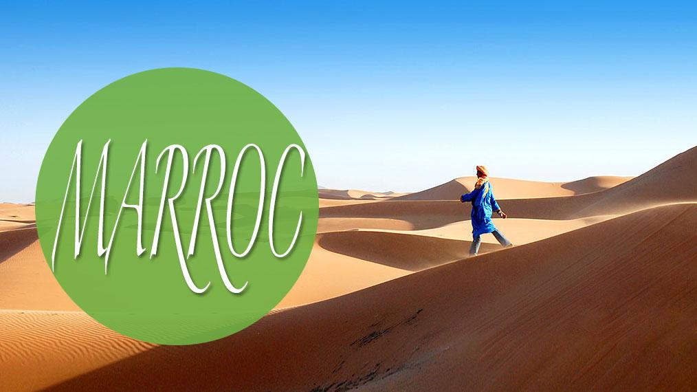 Ruta pel Marroc