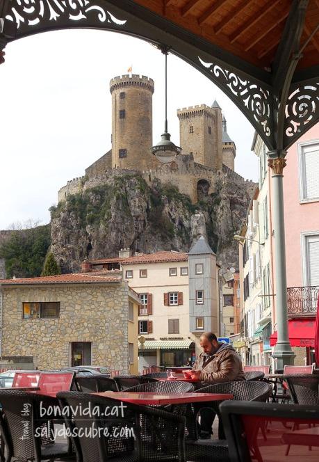 Castell i ciutat de Foix